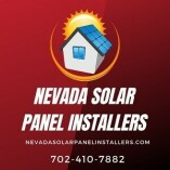 Nevada Solar Panel Installers
