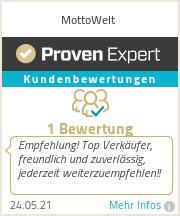 Erfahrungen & Bewertungen zu MottoWelt