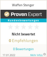 Erfahrungen & Bewertungen zu Waffen Stenger