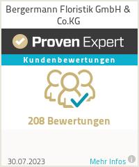 Erfahrungen & Bewertungen zu Bergermann Floristik GmbH & Co.KG