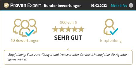 Kundenbewertungen & Erfahrungen zu Agentur für Webdesign in Frankfurt. Mehr Infos anzeigen.