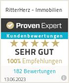Erfahrungen & Bewertungen zu RitterHerz - Immobilien