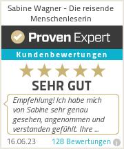 Erfahrungen & Bewertungen zu Sabine Wagner MENSCHprima PHYSIOGNOMIK