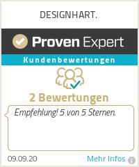 Erfahrungen & Bewertungen zu DESIGNHART.
