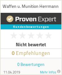 Erfahrungen & Bewertungen zu Waffen u. Munition Herrmann
