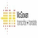 McGowan Transcriptions UK