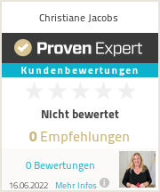 Erfahrungen & Bewertungen zu Christiane Jacobs