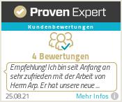 Erfahrungen & Bewertungen zu Online Marketing Agentur Bennet Arp Osnabrück