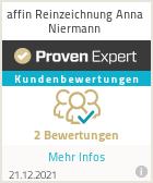 Erfahrungen & Bewertungen zu affin Reinzeichnung Anna Niermann