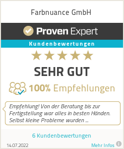 Erfahrungen & Bewertungen zu Farbnuance GmbH