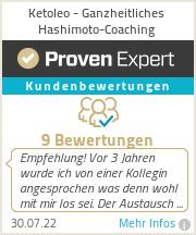 Erfahrungen & Bewertungen zu Ketoleo - Ganzheitliches Hashimoto-Coaching