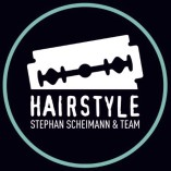 Hairstyle by Stephan Scheimann & Team logo
