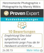 Erfahrungen & Bewertungen zu Herzmomente Photographie + Pfotographie by Mandy Möbis