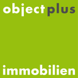 object plus / immobilien logo
