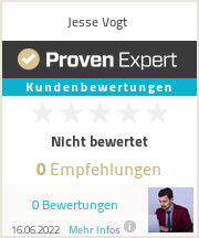 Erfahrungen & Bewertungen zu Jesse Vogt