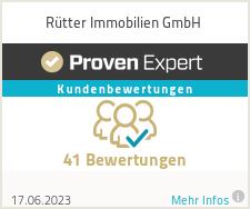 Erfahrungen & Bewertungen zu Rütter Immobilien GmbH