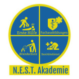 N.E.S.T. Akademie logo
