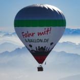 Ballonfahrten Augsburg
