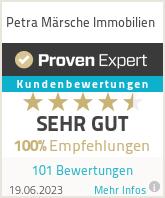 Erfahrungen & Bewertungen zu Petra Märsche Immobilien