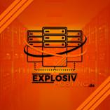 Explosiv-Hosting