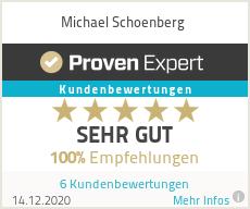 Erfahrungen & Bewertungen zu Michael Schoenberg