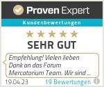Erfahrungen & Bewertungen zu Forum Mercatorium, Der Unternehmerbeirat GmbH
