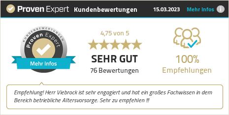 Kundenbewertungen & Erfahrungen zu FairValue Group GmbH. Mehr Infos anzeigen.