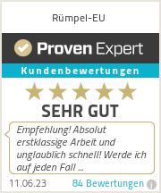 Erfahrungen & Bewertungen zu Rümpel-EU