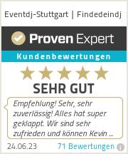 Erfahrungen & Bewertungen zu Eventdj-Stuttgart