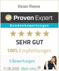Erfahrungen & Bewertungen zu Vivian Roese