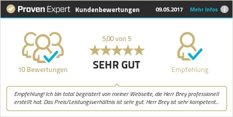 Erfahrungen & Bewertungen zu RedRice Media anzeigen - Webdesign München