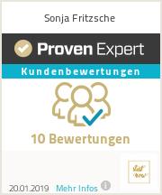 Erfahrungen & Bewertungen zu Sonja Fritzsche