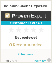 Ratings & reviews for Belisama Candles Emporium