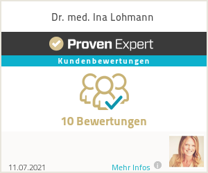 Erfahrungen & Bewertungen zu Dr. med. Ina Lohmann