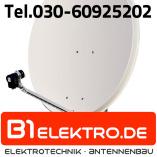 B1elektro.de Elektrotechnik Antennenbau Sicherheitssysteme