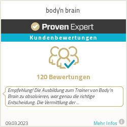 Erfahrungen & Bewertungen zu Body Brain Activity