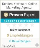 Erfahrungen & Bewertungen zu Kunden Kraftwerk GbR