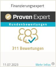 Erfahrungen & Bewertungen zu Finanzierungsexpert GbR