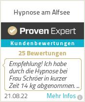 Erfahrungen & Bewertungen zu Hypnose am Alfsee