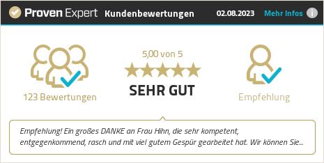 Kundenbewertungen & Erfahrungen zu BOSS Immobilien GmbH. Mehr Infos anzeigen.