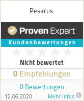 Erfahrungen & Bewertungen zu Pesarus