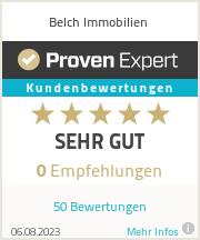 Erfahrungen & Bewertungen zu Belch Immobilien