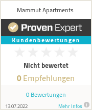 Erfahrungen & Bewertungen für Mammut Apartments
