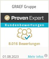 Erfahrungen & Bewertungen zu GRAEF Informationstechnologie GmbH