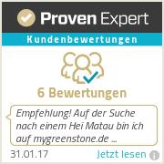 Erfahrungen & Bewertungen zu myGreenstone