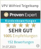 Erfahrungen & Bewertungen zu VPV Wilfried Teigelkamp
