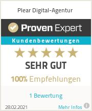 Erfahrungen & Bewertungen zu Plear Design