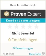 Erfahrungen & Bewertungen zu Dein Auto-Konzept