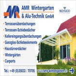 AMR Wintergarten & Alutechnik GmbH