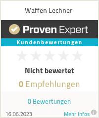 Erfahrungen & Bewertungen zu Waffen Lechner